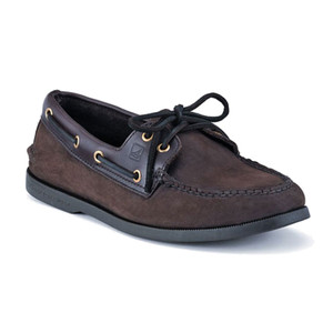 Sperry A/O 2 Eye Brown Buck Mens