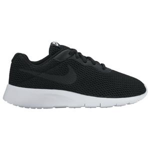 Nike Boys Tanjun BR Sneaker Black/White
