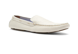 Tommy Bahama Men's Pagota Loafers Putty