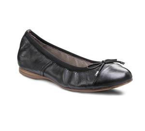 Tamaris Women's 22129 Flat Black Uni