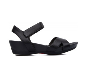 Camper Women's Micro Sandal Black