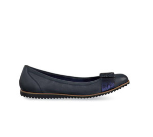 Tamaris Women's 22102 Flat Navy