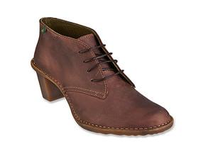 El Naturalista Women's N523 Duna Lace Up Boot Brown