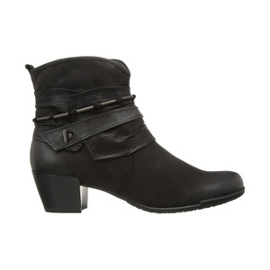 Tamaris Women's 25349 Boot Black Combo