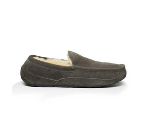 UGG Men's Ascot Slipper Charcoal