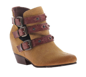 OTBT Women's Valley View Ankle Boot Honey