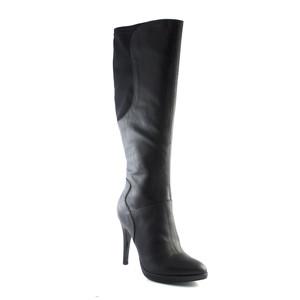 Nine West Women's Cool Kat Knee-High Boot Black | Nine West Cool Kat Black