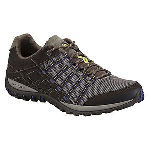 Columbia Yama II Mud/Chartreuse Ladies Hiking Shoes