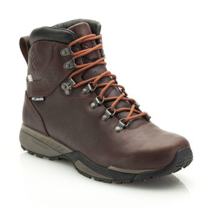 Columbia Combin Outdry Cordovan/Cedar Mens Winter Boots
