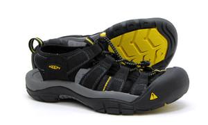 Keen Newport H2 Black Mens Sport Sandals