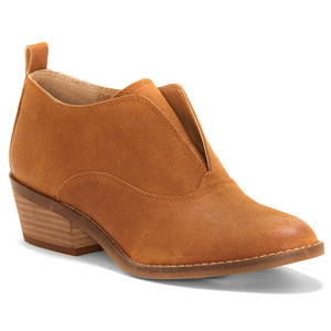 Lucky Brand Women's Fimberly Bootie Cafe