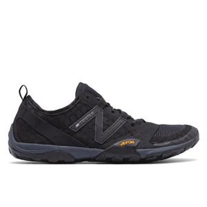New Balance Men's MT10SB Trail Runner Black/Silver