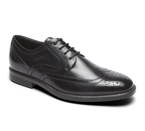 Rockport Men's DP Modern Wingtip Black