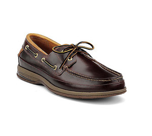 Sperry Men's Gold Cup ASV Boat Shoe Amaretto Leather