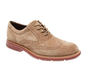 Rockport Men's TM Fusion Wingtip Vicuna