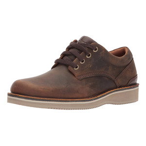 Rockport Men's PP Plain Toe Oxford Beeswax Leather