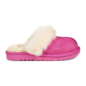 UGG Girls Kids Cozy II Slipper Pink Azalea | UGG 1019065K PAZ