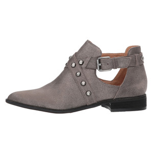 Corso Como Women's Doon Bootie Gunmetal Dusted Metallic