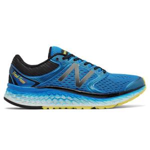 New Balance Men's M1080BY7 Running Shoe Blue/Hi-Lite | New Balance M1080BY7 Blue/Hi-Lite