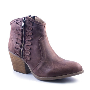 Coolway Women's Athya Boot Dark Brown