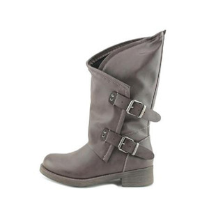 Coolway Women's Alida Boot Dark Brown