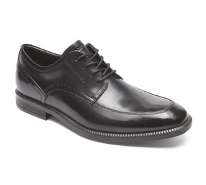 Rockport Men's DP Modern Apron Toe Black