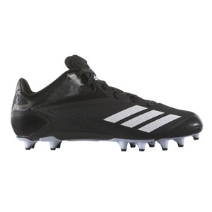 Adidas Men's 5-Star Football Cleat Black/White