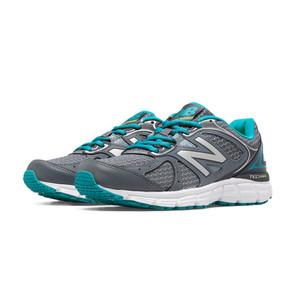 New Balance Women's W560LG6 Running Shoe Grey/Silver/Sea Glass