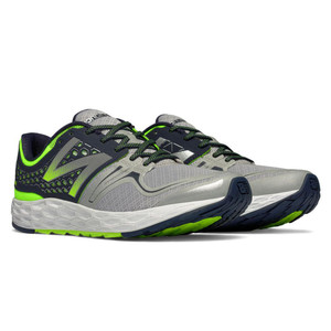 New Balance Men's MVNGOWG Running Shoe Grey/Toxic