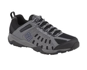 Columbia Men's Granite Pass Hiking Shoes Black/Collegiate Navy