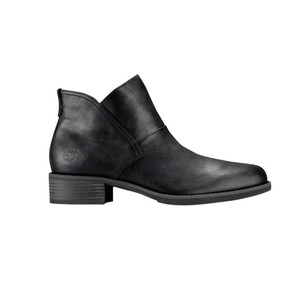 Timberland Women's Beckwith Chelsea Boot Black   Timberland TB0A198T Black