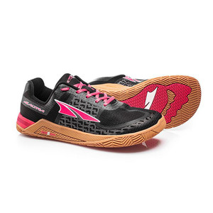 Altra Women's Hiit XT Cross Trainer Black/Red | Altra AFW1776P-4 Black/Red