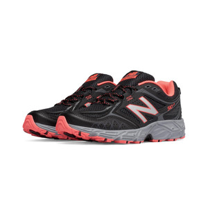 New Balance Women's WT510LI3 Trail Runner Black/Dragonfly