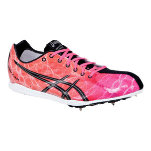 Asics Men's Gunlap Track And Field Spikes Knockout Pink/Black/Fiery Flame | Asics G303N 3590 Pink/Flame