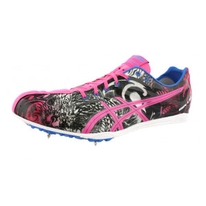 Asics Men's Gunlap Track And Field Spikes Knockout Pink Dragon | Asics G303N 0135 Pink Dragon