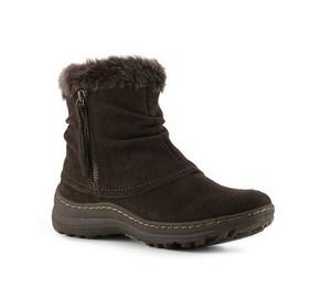 BareTraps Women's Addyson Boot Dark Brown Suede | BareTraps BT22275 Dk Brown Suede
