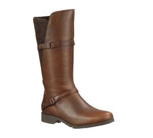 Teva Women's De La Vina Wool Boot Brown