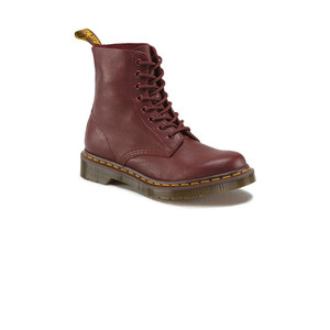 Dr Martens Women's Pascal Virginia Boot Cheery Red