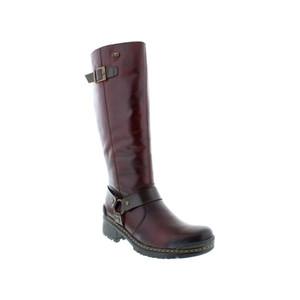 Rieker Women's Sybille 70 Boot Red
