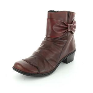 Rieker Women's Louise 73 Boot Red