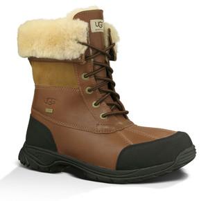 UGG Men's Butte Waterproof Winter Boots Worchester