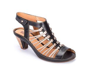 Pikolinos Women's Java W5A-0728C1 Sandal Black   Pikolinos W5A-0728C1 Black