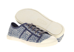 Keen Women's Maderas Lace Sneakers Blue Indigo | Keen 1009407 Blue Indigo