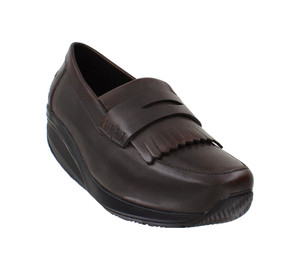 MBT Women's Pendo Loafer Coffee