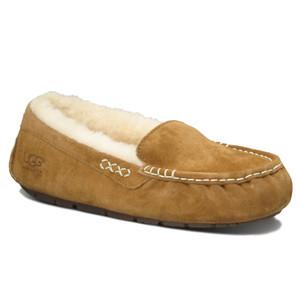 UGG Ansley Slippers Chestnut Ladies | UGG 3312 Chestnut