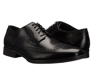Cole Haan Men's Montgomery Wing Oxford Black | Cole Haan C20235 Black