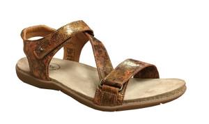 Taos Women's Zeal Sandal Cinnamon Multi Nubuck