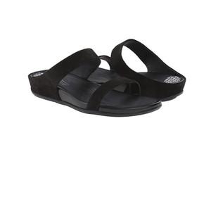 Fitflop Women's Banda Opul Slide Black | Fitflop 584-001 Black