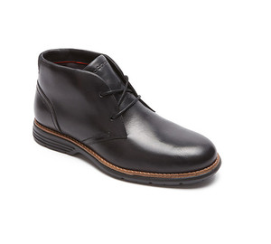 Rockport Men's TM Desert Boot Black