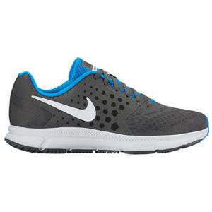 Nike Men's Air Zoom Span Running Shoe Grey/Photo Blue